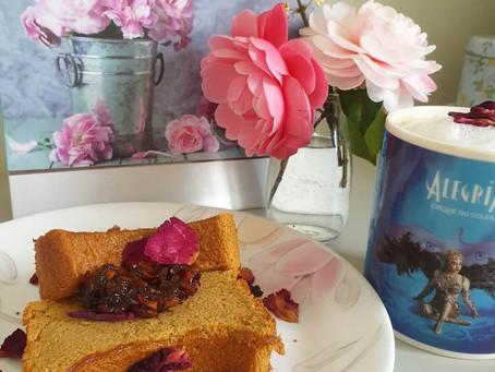 開春好氣色,玫瑰粉嫩黑糖補血,教您做道甜蜜美味的芳香下午茶!