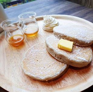 【台北日本鬆餅】來自日本九州鬆餅 嚼勁十足的樸實鬆餅 母親節的台北美食甜品