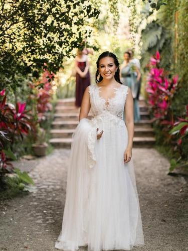 Maquillaje y peinado Ariadna -Molvo Weddings
