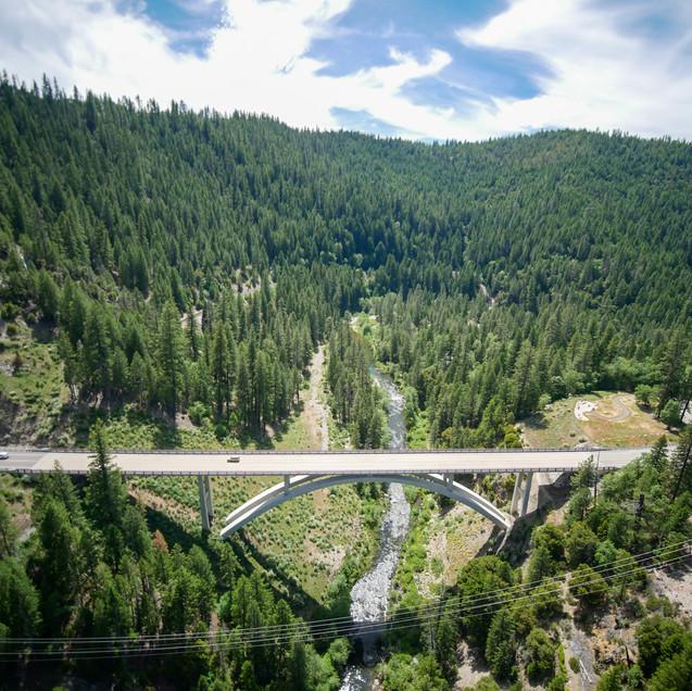 Keddie Bridge