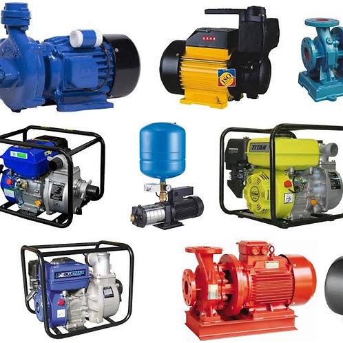 Pumps Modeling
