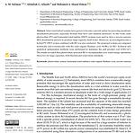 TechnoEconomic Optimization of a Solar Wind Hybrid System to Power Large Scale RO Desalina