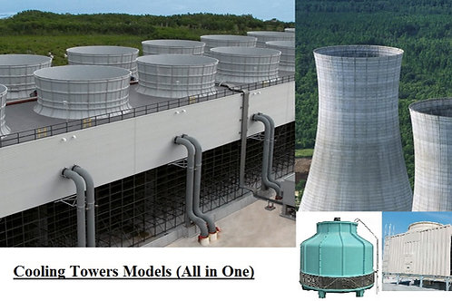 Cooling Towers (AIO Model)