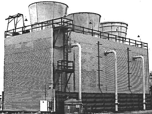 Cross Flow Cooling Towers- All Types