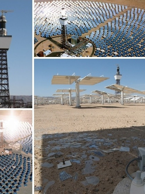 Concentrated Solar Power for Desalination Package