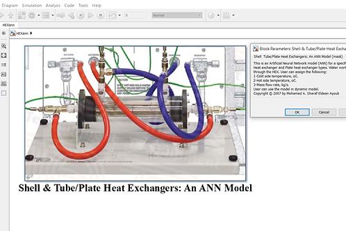 Shell & Tube/Plate Heat Exchangers: An ANN Model