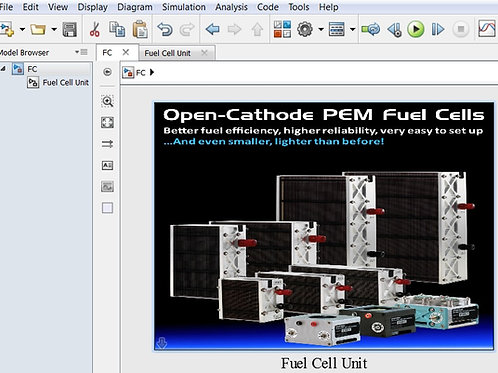 Fuel Cell Model
