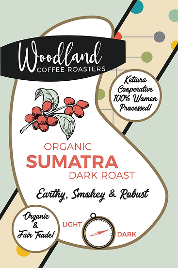 Sumatra FTO Women's Cooperative Dark Roast