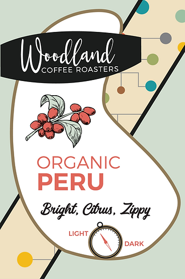 Organic Peru Light Roast