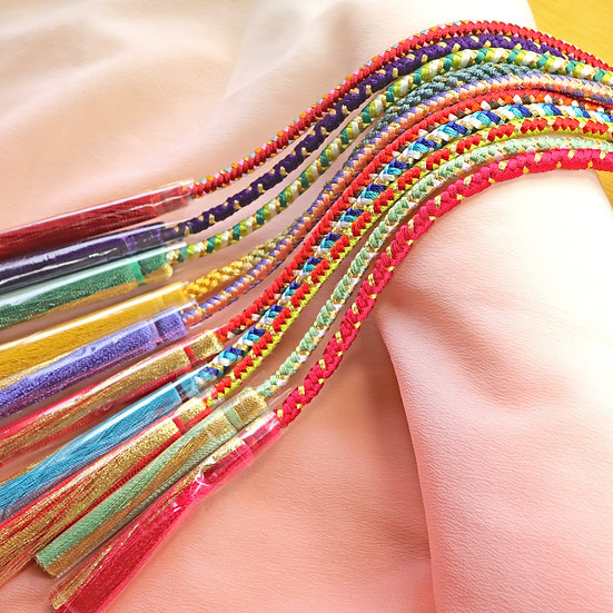 Kumihimo Tassels x 30pcs <Package Deal>