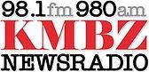 KMBZ News Radio Logo