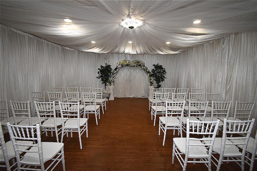 The White Wedding Room