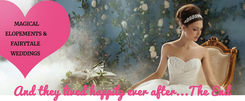 Magical Elopements & Fairytale Wedding Banner