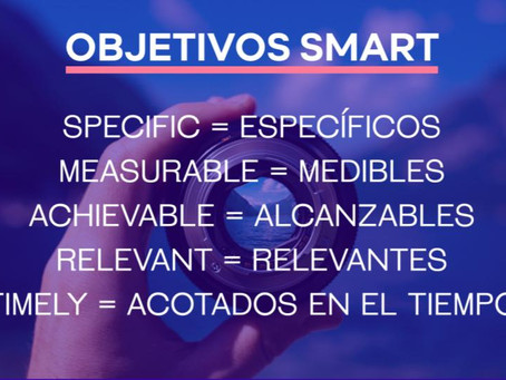 LA METODOLOGÍA SMART