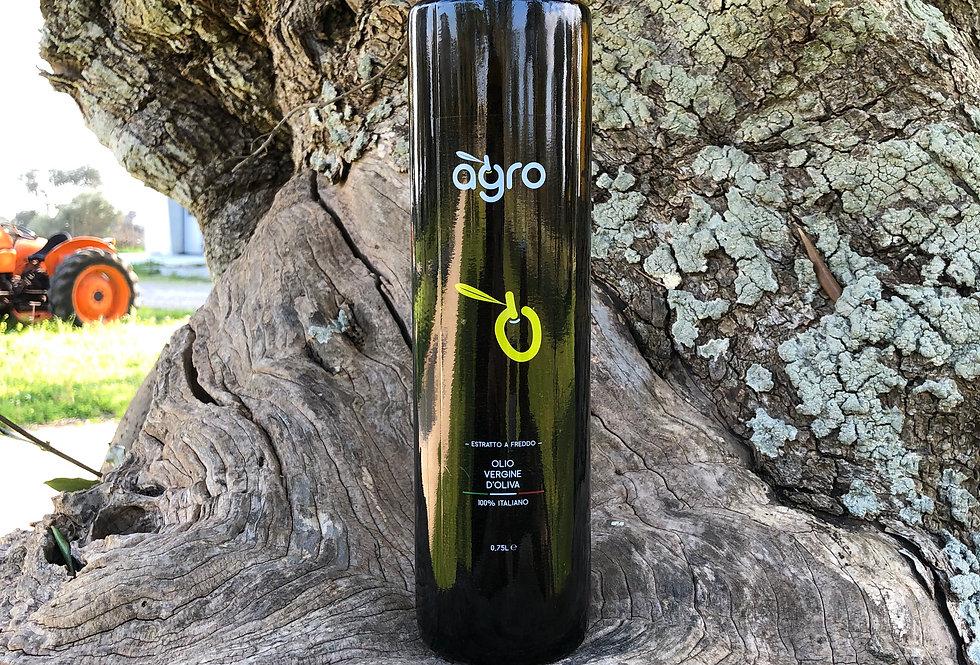 6 Bottiglie 0,75L Olio Vergine