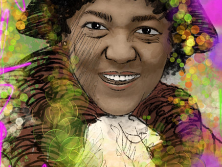 Celebrating Black Lives: Lydia Simmons