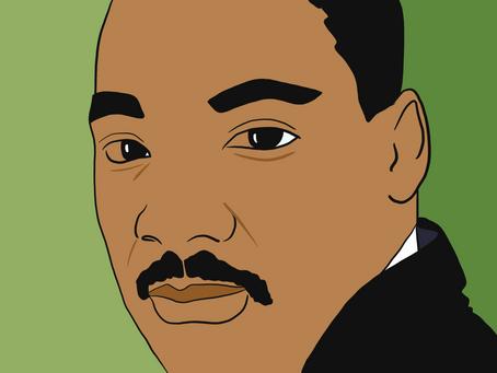 Celebrating Black Lives: Dr Martin Luther King, Jr.