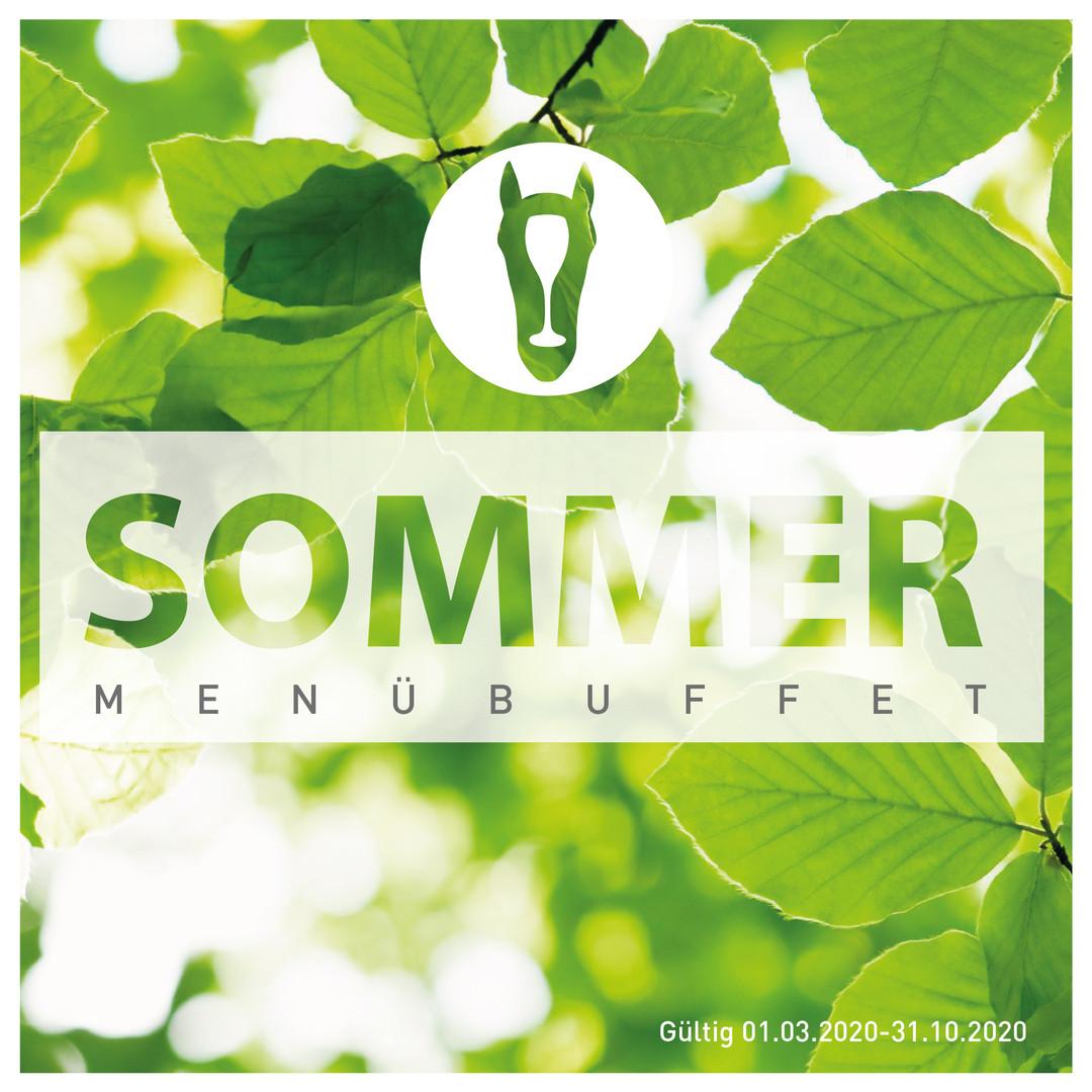 Sommer-Buffet
