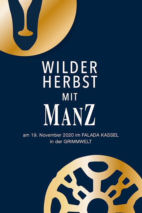 Wilder Herbst mit Eric Manz
