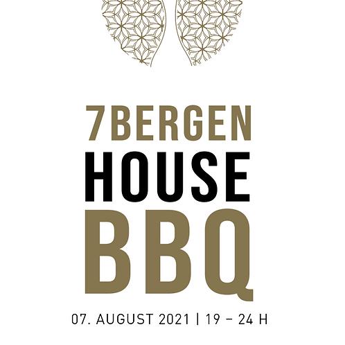 HOUSE BBQ 07.AUGUST 2021 inkl. Speisen&Getränke