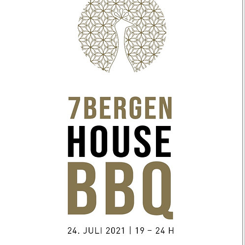 HOUSE BBQ 24.JULI 2021 inkl. Speisen & Getränke