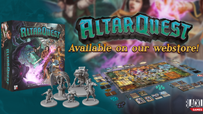 Altar Quest Available on Our Webstore