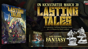 Lasting Tales - Preview Digest