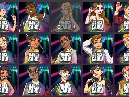 Dance Card! Avatars Now Available