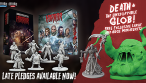 Dire Alliance: Horror - Late Pledge Now!
