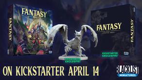 "Facebook GIVEAWAY: ""Fantasy Series 1!"""