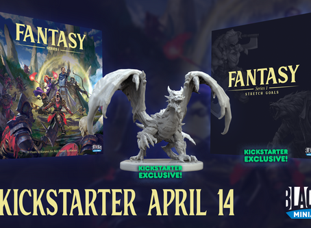 "Facebook GIVEAWAY: ""Fantasy Series 1!"""