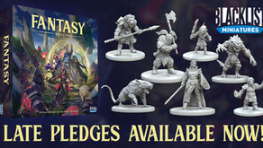 Fantasy Series 1 - Late Pledge Extension
