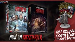 Dire Alliance: Horror - Now on Kickstarter