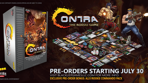 Contra: Dev Diary 2 - The Commandos
