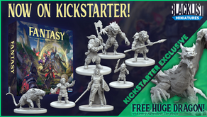 Fantasy Series 1 - Now on Kickstarter