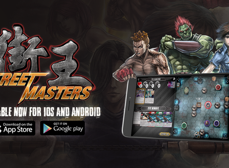 Street Masters Digital Now Available