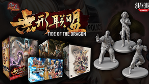 A Look at Tide of the Dragon's Characters PT. 1
