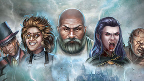 Blacklist Games Announces Blacklist Miniatures: Horror Series 1