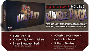 What is the Rumble Pack?