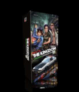 Brook City Keys to the Kingdom 3D box fl