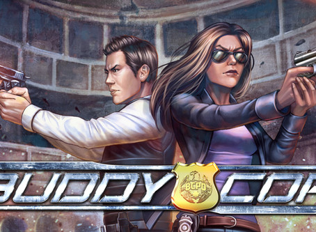 Buddy Cop - Designer Diary 1 - Overview