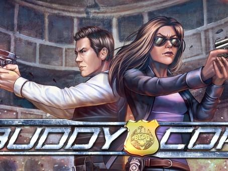 Buddy Cop - Designer Diary 2 - THE COPS