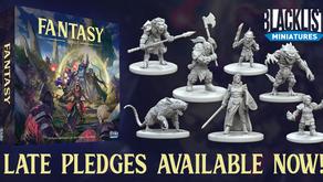Fantasy Series 1 - Late PLEDGE NOW!