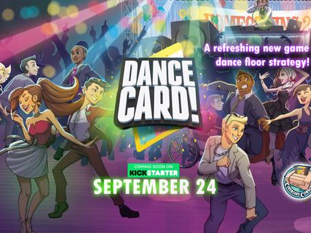 G33K-HQ Interviews Dance Card! Designer
