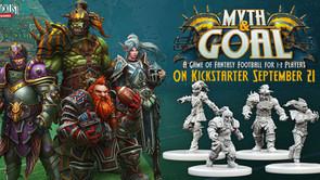Myth & Goal - Design Diary 5 - Solo, League & Advanced Play
