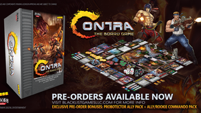 Contra Pre-orders Now Available