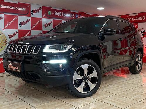 Jeep Compass 2.0 Longitude 4X4 2017 (Aut) (Diesel)
