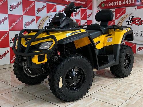 BRP OUTLANDER MAX 650cc 2011 (AUT)