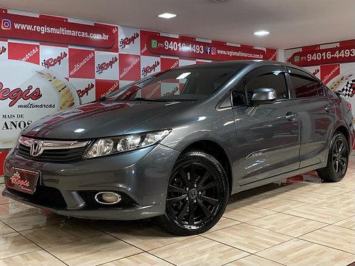 Honda New Civic LXS 1.8 2013 (AUT) (FLEX)
