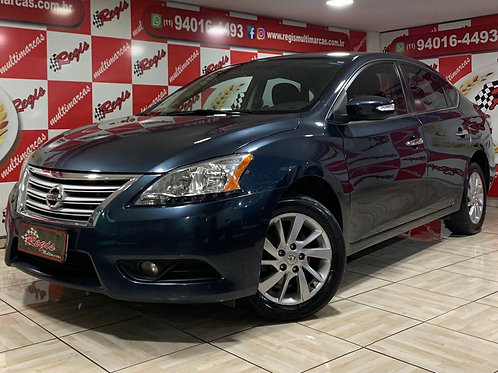 Nissan Sentra S 2.0 2014 (Flex)